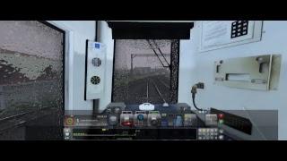 Train Simulator 2018 - Тяжелая работа машиниста !