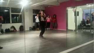 who's that girl - eve choreography by adelene chua