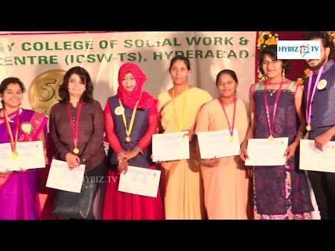 Roda Mistry College of Social work video cover3