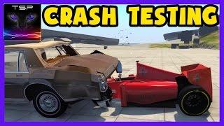 BeamNG drive - Formula 1 CRASH TESTING Compilation  [17.Feb.2017]