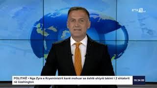 Lajmet qendrore 19:30 21.08.2020