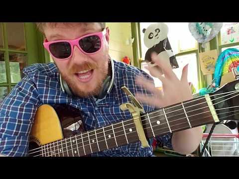 Elle King - Shame // easy guitar tutorial