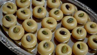 Instant Doodh Peda | Palokova | Easy & Tasty Indian Milk Dessert