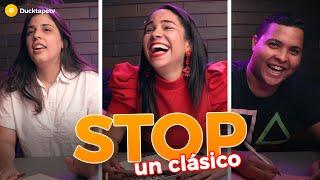 JUEGO CLÁSICO DE STOP (CATEGORÍAS EXTRAÑISIMAS)