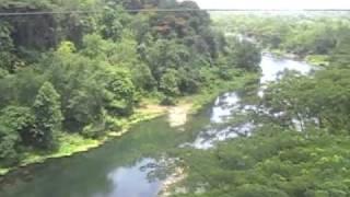 preview picture of video 'Rio Contramaestre, afluente más caudaloso del río Cauto. Santiago de Cuba'