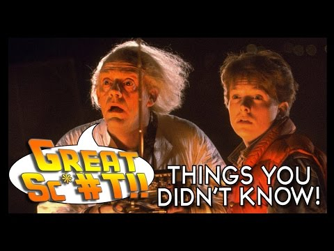 9 Things You (Probably) Didn't Know About Back to the Future!