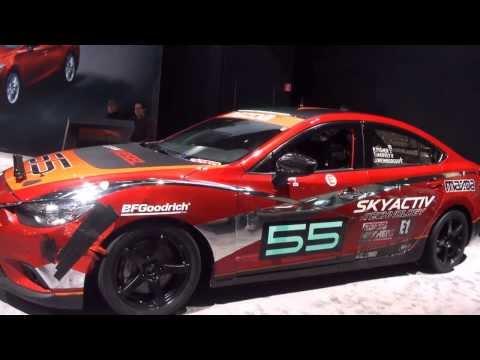 Mazda 6 Skyactiv-D-Clean-Diesel Racecar - Autogefühl Autoblog