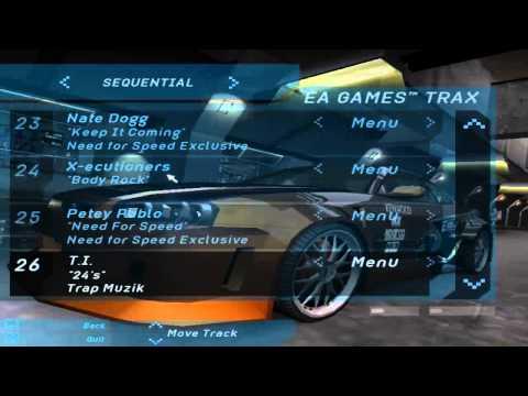 T.I. - 24's (Need for Speed Underground)