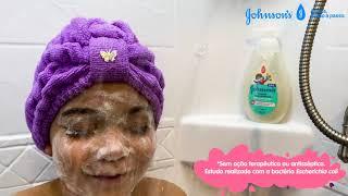 Novo Sabonete Líquido JOHNSON'S® Limpeza Super Poderosa