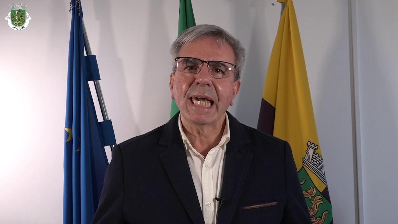 MENSAGEM DE NATAL DO PRESIDENTE DO MUNICÍPIO - DEZEMBRO DE 2020