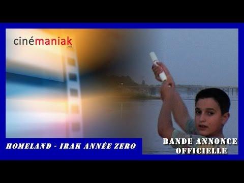 HOMELAND - IRAK ANNÉE ZERO - Bande annonce