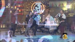 3 Adam - 'Duvardaki Resmin' Şarkısı Müthiş Düet (2.Sezon 5.Bölüm)