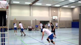 preview picture of video 'ASV Landau vs LAF Sinzig (Herren I)'