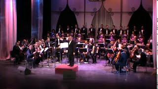 موسيقى صافينى مرة - اداء فرقة اوبرا اسكندرية - مايسترو عبد الحميد عبد الغفار 29/3/2012