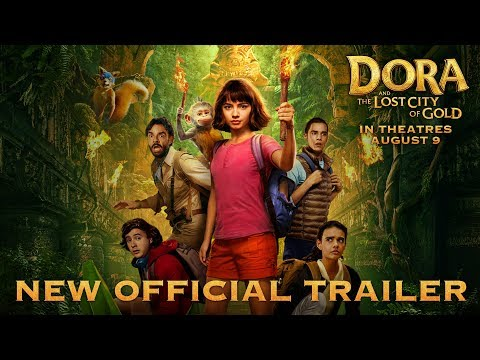 Dora and the Lost City of Gold Movie Trailer