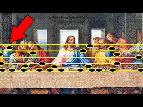 10 spannende Rätsel, die in berühmten Gemälden versteckt sind