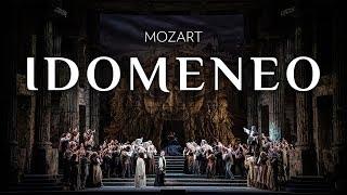 Janai Brugger in Idomeneo at the Lyric Opera of Chicago