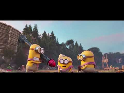 Minions: The Rise of Gru (Clip 'Dam Collapses')