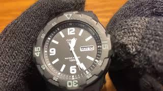 CASIO MRW-200H-1B2 review