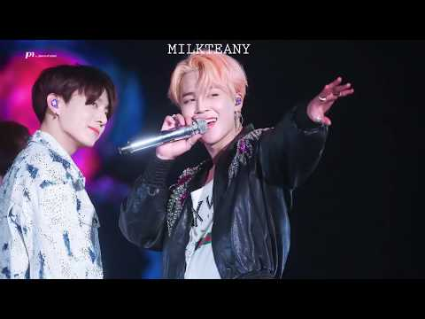 [JIKOOK/KOOKMIN] L.O.V.E in HongKong - Sweet & Jealous Moments