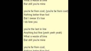 The Baseballs - Last in line | Lyrics