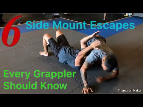 6 Side Mount Escapes