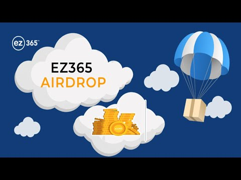 Giveaway da Exchange EZ365 no valor de  $10,800 Dólares na Gleam ! (108,000 EZ365 tokens)🚀...
