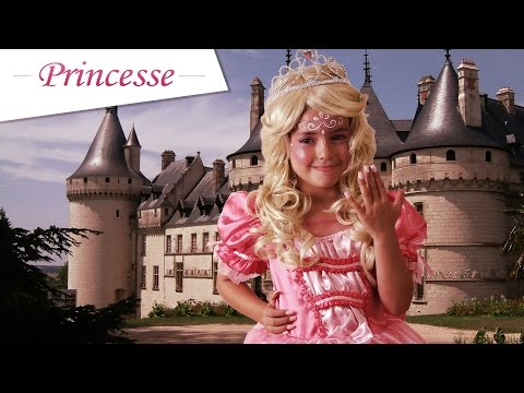 Tutoriel maquillage de princesse