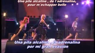 Alizée-Alcaline (subtitulos Español-Frances)