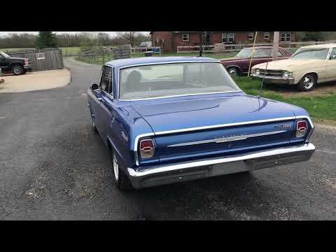 1963 Chevrolet Nova (CC-1208675) for sale in Knightstown, Indiana