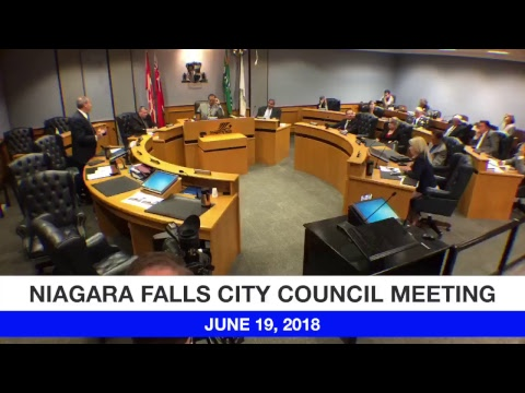 June 19, 2018 City Council Meeting