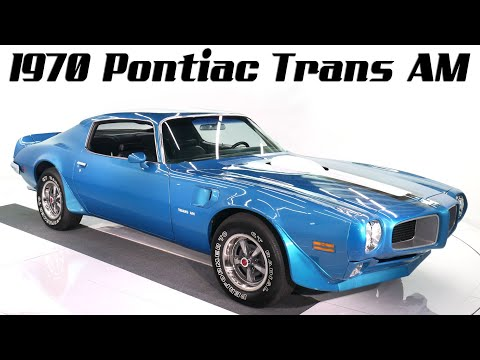 Video of '70 Firebird Trans Am - QD5M