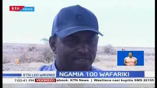 Waziri Ukur Yatan azuru eneo bunge la North Horr kaunti ya Marsabit ambapo ngamia mia moja walikufa