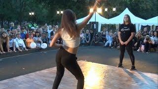 Hip Hop VS Dancehall Tori (Vikki)  2  All Styles Dance Battle