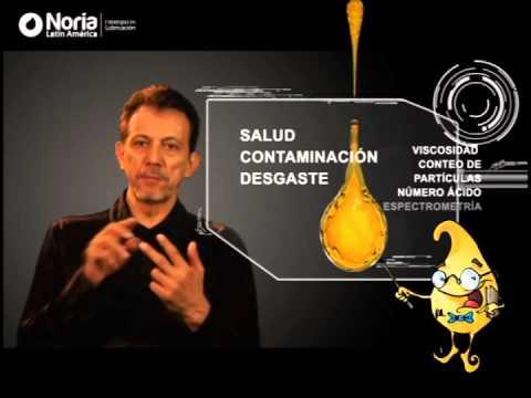 Análisis de aceite para fluidos hidráulicos