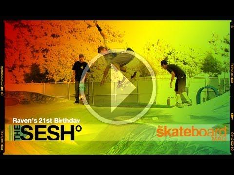 The Sesh: Raven Tershy's 21st Birthday