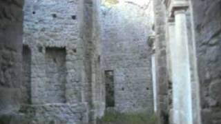 preview picture of video 'Il ninfeo del Bramante a Genazzano (Roma)'