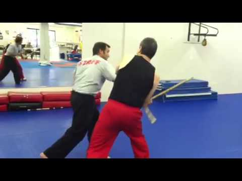 Doce Pares eskrima - locks and throws, zones 1 and 2