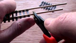Model Railway Layout Part 5 - Laying Track