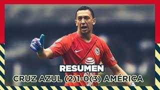 Resumen - Todos Los Goles | Cruz Azul (2)1 - 0(3) América | Liguilla - 4tos De Final Vuelta - CL2019