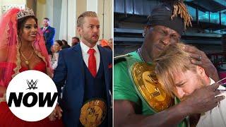 Drake Maverick's triumph and heartbreak: WWE Now