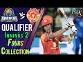 watch Islamabad United  Fours | Karachi Kings Vs Islamabad United | Qualifier | 18 March | HBL PSL 2018