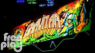 Atari Gravitar