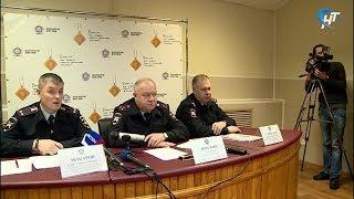 Дорожная полиция региона провела пресс-конференцию по итогам года и планам на будущее
