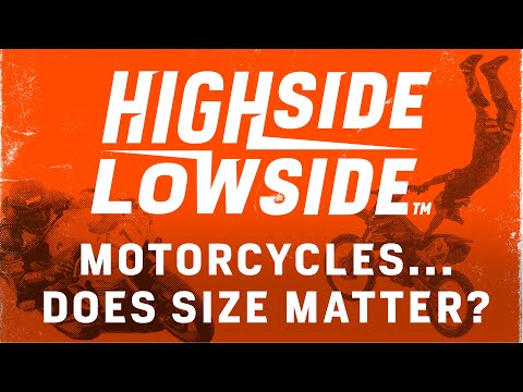 Small Motorcycles – Does Size Matter?