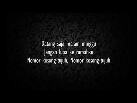 Kotak - Kosong Toejoeh (lirik)