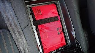 Audi A4 Erste Hilfe Kasten Erstehilfekasten first aid kit B8 8K Verbandstasche 8K0860282 8K0 860 282
