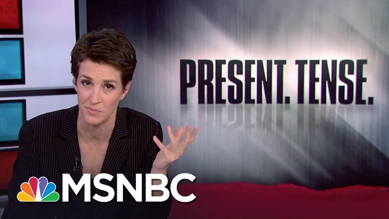 Anti-Muslim Attacks In US More Than Double | Rachel Maddow | MSNBC thumbnail