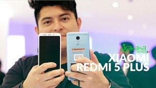 Xiaomi y Telcel se unen para traer a México el Redmi 5 Plus