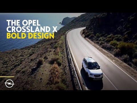 Opel  Crossland X Кроссовер класса J - рекламное видео 1
